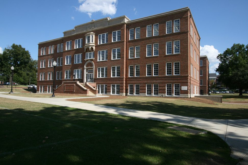 Tupelo Police Department >> West Brothers Construction | Lloyd Ricks Watson Renovation, MS State University - West Brothers ...