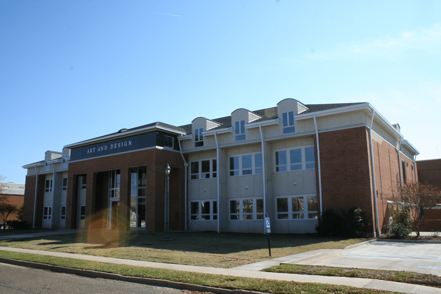 Tupelo Police Department >> West Brothers Construction | Fine Arts Building Renovation, MS University for Women - West ...