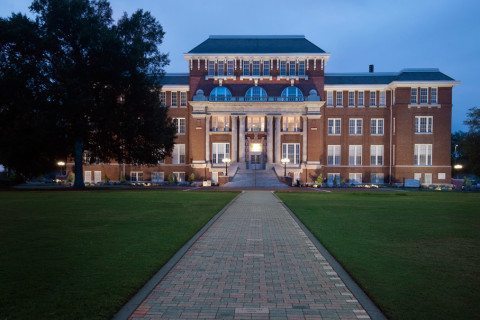 Lee Hall Renovation, MS State University