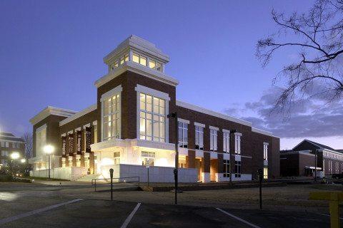 Colvard Student Union, MS State University