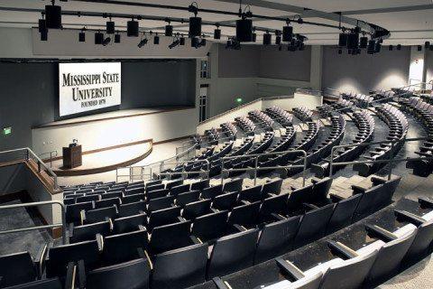 McCool Hall Renovation, MS State University